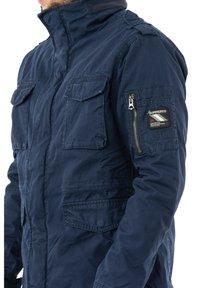 Superdry - Winter jacket - bleu - 2
