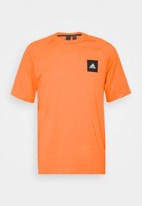 adidas Performance - TEE - T-shirt z nadrukiem - truora - 0
