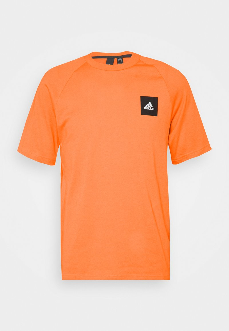 adidas Performance - TEE - T-shirt z nadrukiem - truora