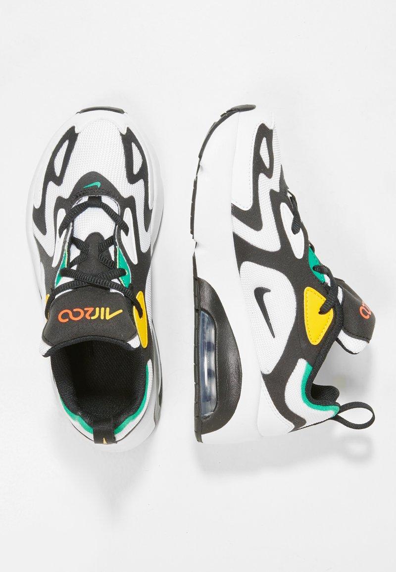 Nike Sportswear - NIKE AIR MAX 200 SCHUH FÜR JÜNGERE KINDER - Sneakers basse - white/black/bright crimson/university gold