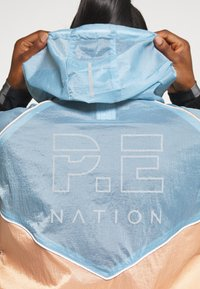P.E Nation - AERIAL DROP JACKET - Training jacket - light blue - 5