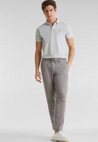 Esprit - Trousers - grey - 1