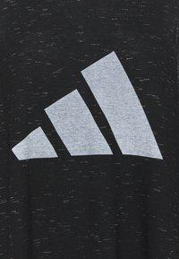 adidas Performance - TANK - Top - black - 2