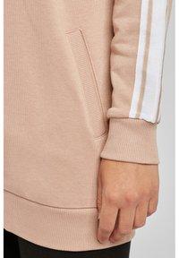 Bench - Zip-up hoodie - camelfarben-weiß - 4