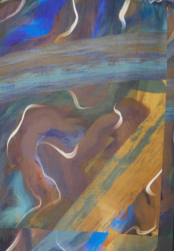 Woodbird MAHA CUBA - Koszula - brown/brązowy Odzież Męska RJAY