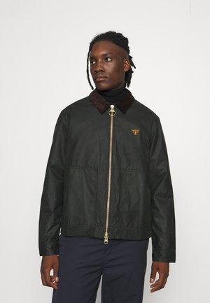 TOLL - Summer jacket - sage