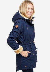 Mazine - OUTLANE - Winter coat - navy - 2