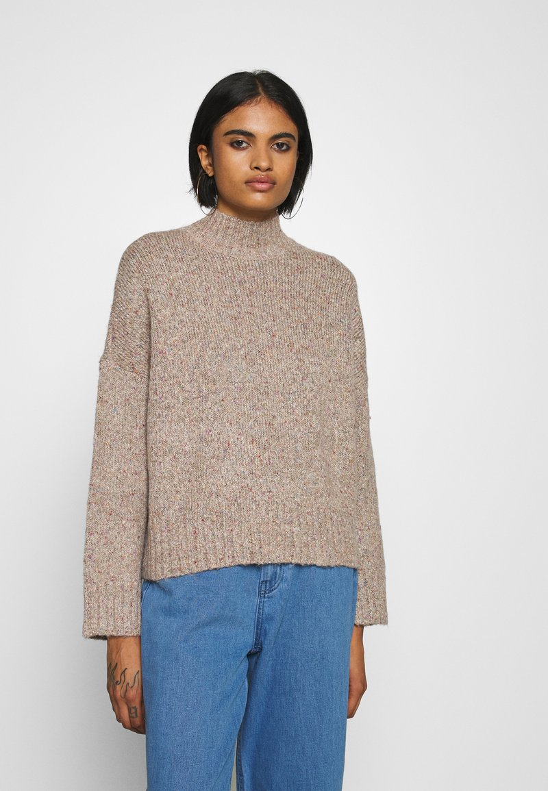 ONLY - ONLTATA - Jumper - simply taupe