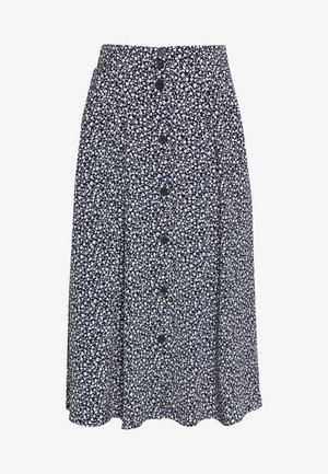 SIGRID SKIRT - Áčková sukně - blue dark