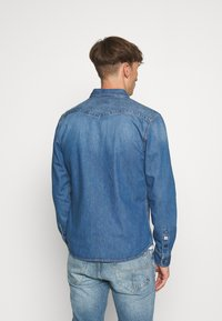 Pepe Jeans - NOAH - Shirt - blue denim - 2