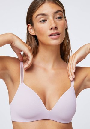 Underwired bra - light grey