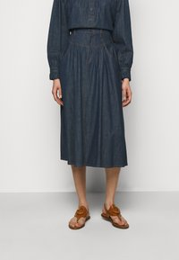 See by Chloé - Denim skirt - denim blue - 0