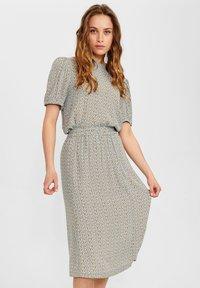 Nümph - NUCECELIA - A-line skirt - cashmere blue - 1