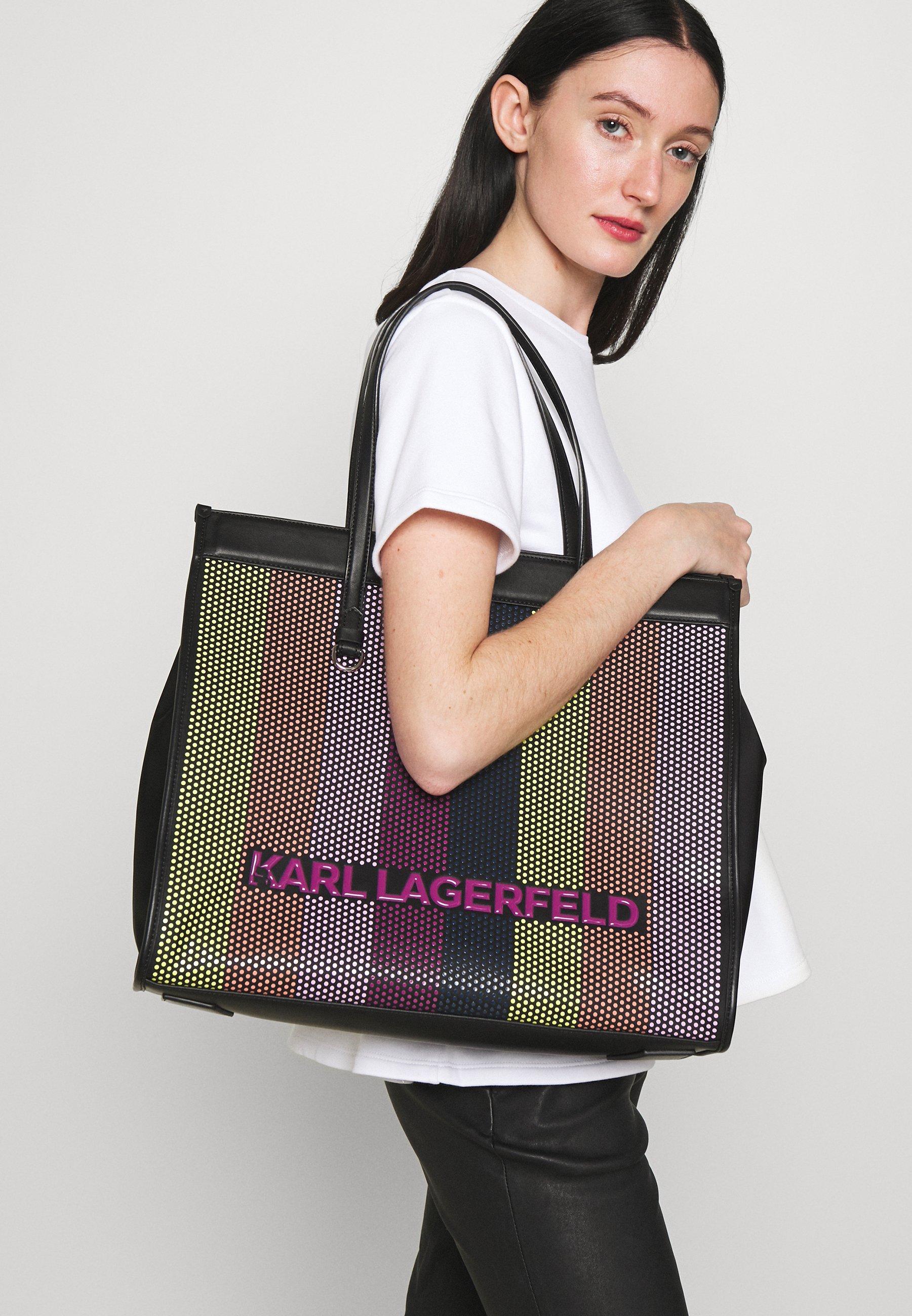 Women SKUARE LARGE BIARRITZ TOTE - Tote bag