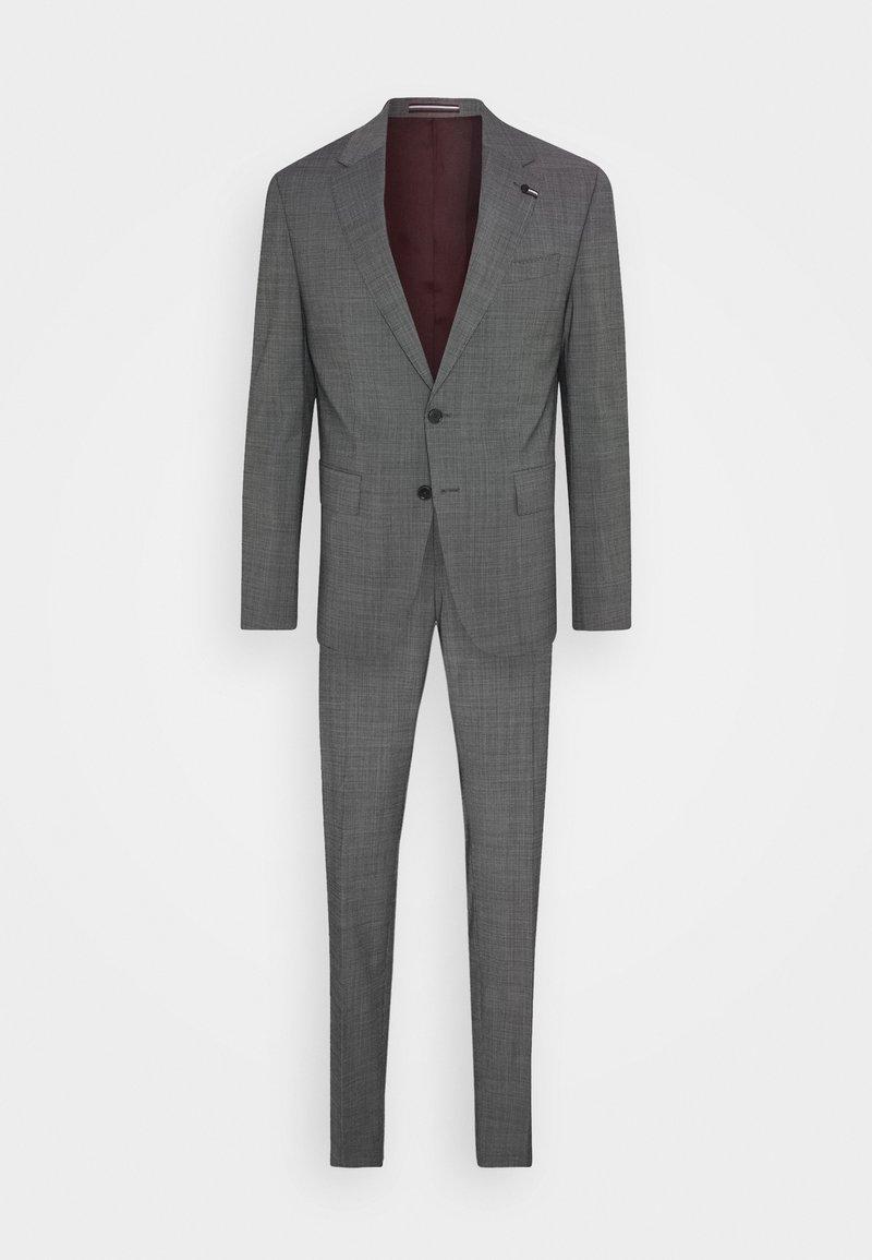 Tommy Hilfiger Tailored - FLEX LAPEL SLIM FIT SUIT - Suit - black