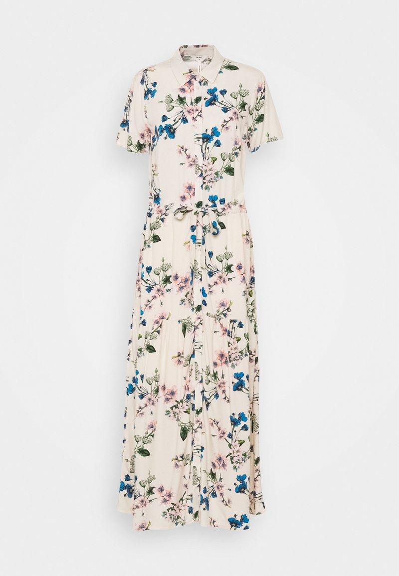 Object Tall - OBJPAREE DRESS TALL - Maxi dress - sandshell
