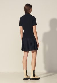 sandro - ALBERTA - Shirt dress - marine - 2