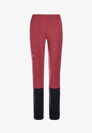 PIERRA  - Pantalon de survêtement - rouge