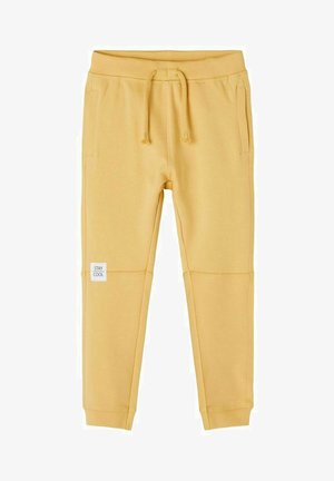 Tracksuit bottoms - fall leaf