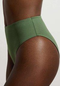 OYSHO - Bikini bottoms - khaki - 3