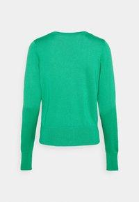 Lindex - CARDIGAN ANNA - Cardigan - strong green - 1