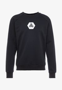 adidas Performance - TAN CREW - Sweatshirt - black - 3