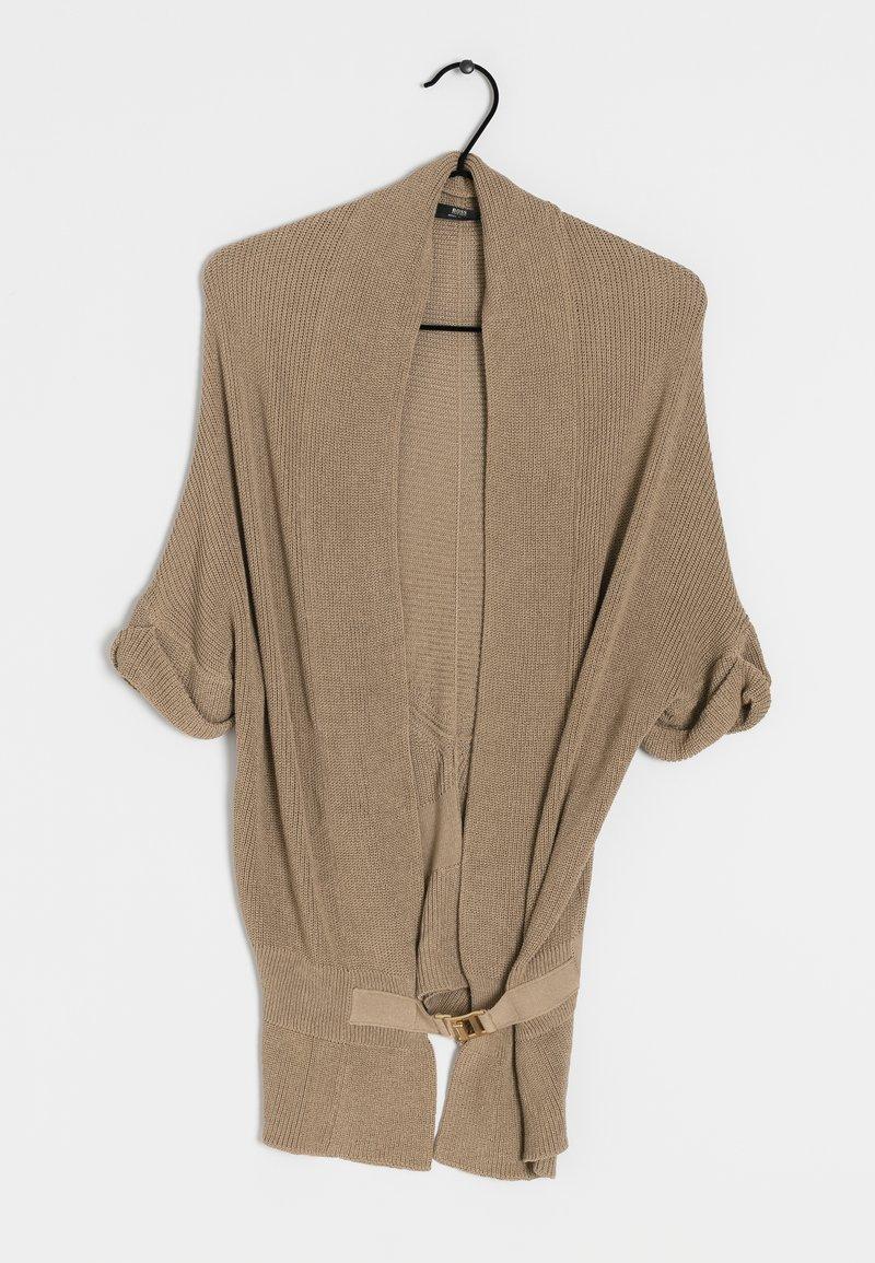 HUGO - Vest - brown