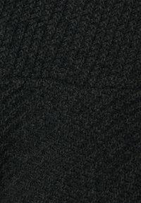 Opus - AMARYLLIS WAFFLE - Gilet - slate grey melange - 2