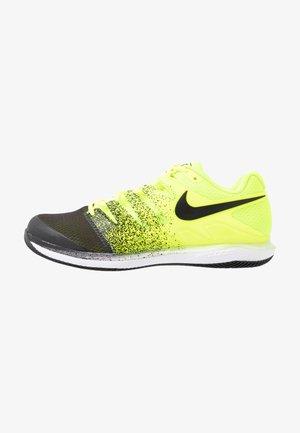 AIR ZOOM VAPOR X - Chaussures de tennis toutes surfaces - volt/black/white
