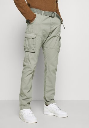 WILLIAM - Cargobukser - light grey