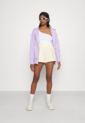 ZOE 2 PACK - Short - purple/yellow dusty light