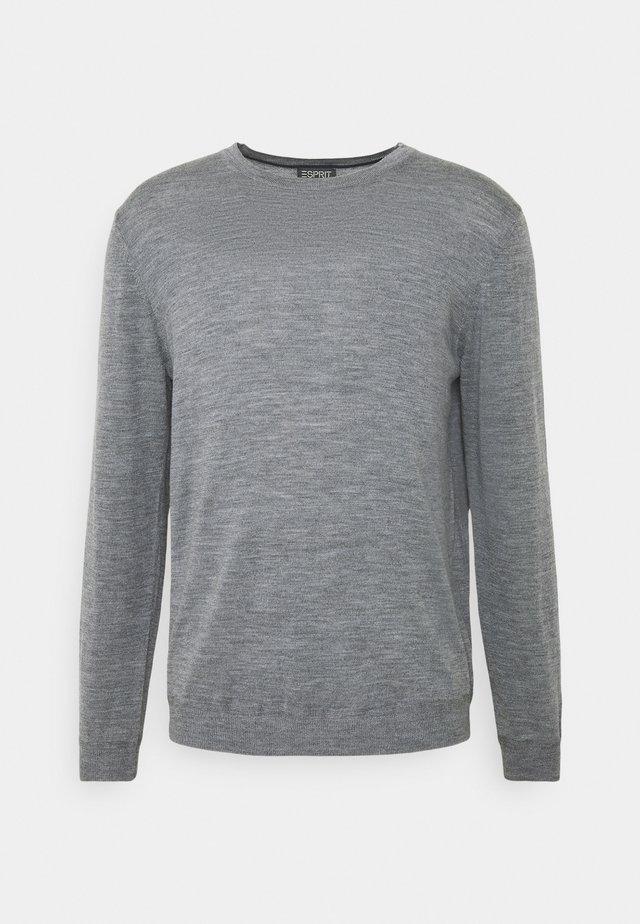 NECK - Pullover - grey