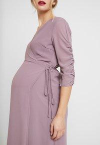 Glamorous Bloom - DRESS - Sukienka letnia - dusty lavender - 7
