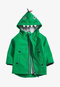Next - Waterproof jacket - green - 0