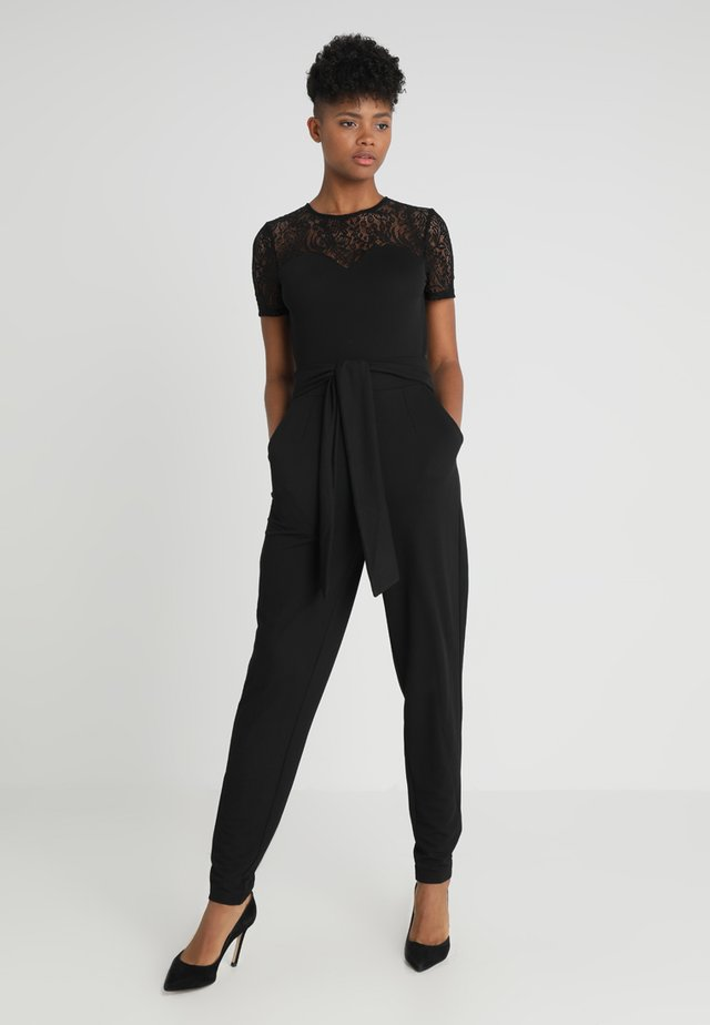 VMMILLA - Jumpsuit - black