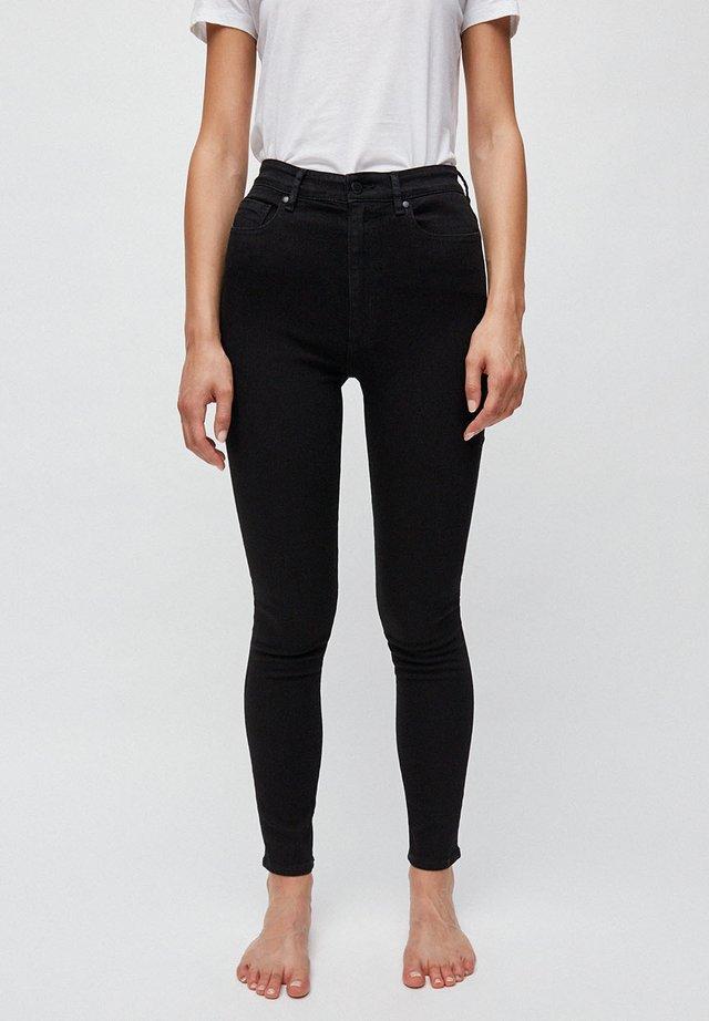 INGAA X STRETCH - Jeans Skinny Fit - black night