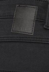 Pieces Curve - PCNEW - Jeans Skinny Fit - black denim - 4