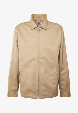 MODULAR DENISON - Summer jacket - sand