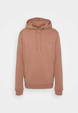 RAVEN OTH HOODY - Jersey con capucha - baked clay pink