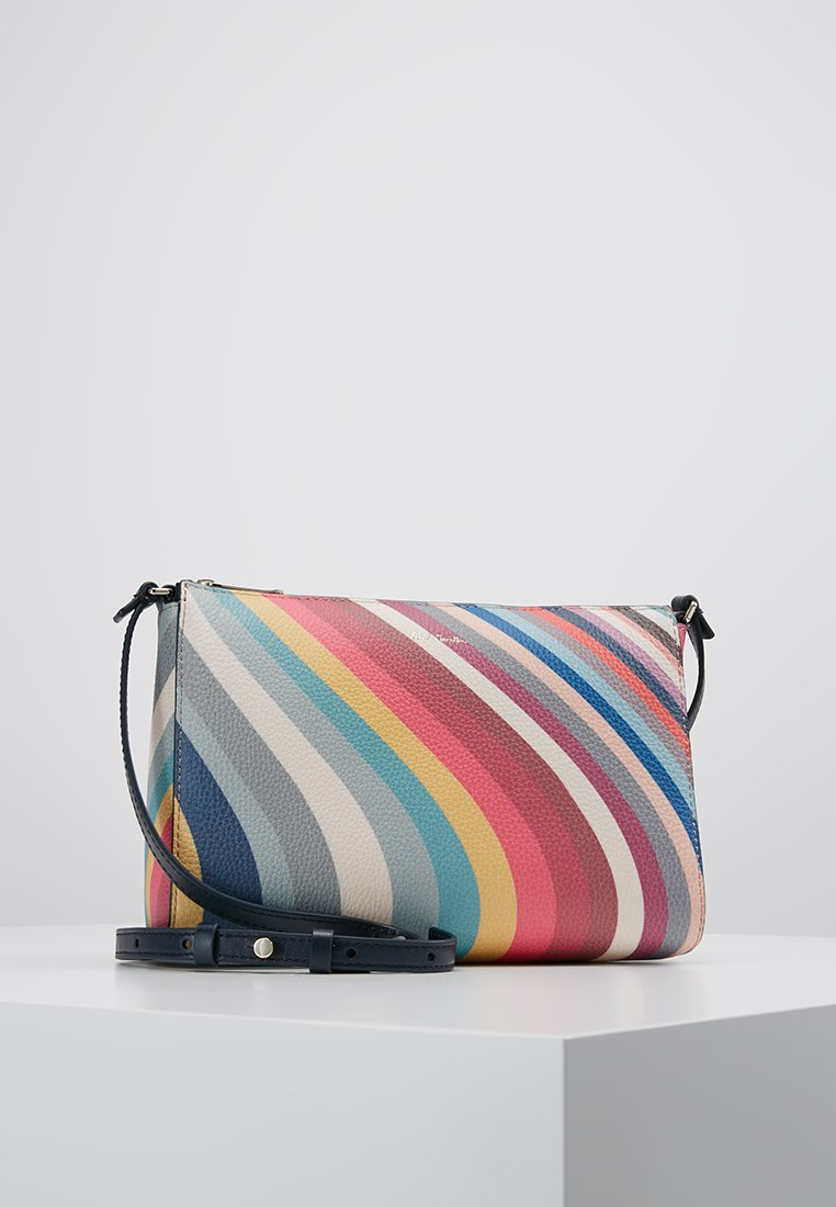 Paul Smith - WOMEN BAG POCHETTE  - Torba na ramię - swirl