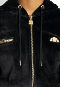 Ellesse - BAMBINO - Cardigan - black - 6