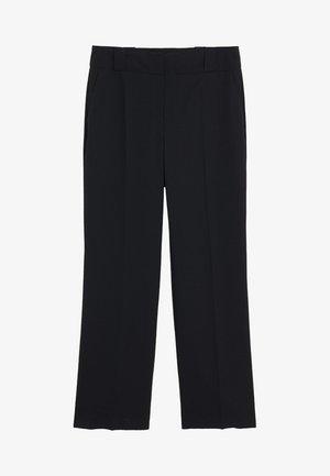 BIMBA - Pantalon classique - black