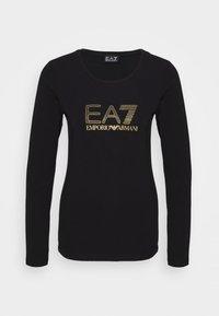 EA7 Emporio Armani - Longsleeve - black - 0