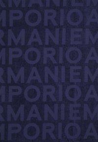 Emporio Armani - UNISEX - Beach towel - blue - 1