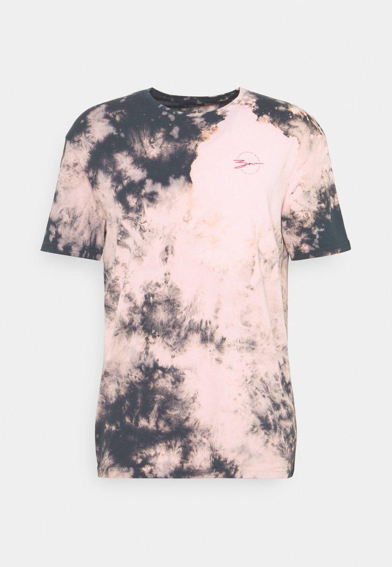 Zign - UNISEX - Print T-shirt - pink