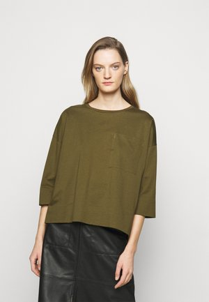KAORI - Long sleeved top - green