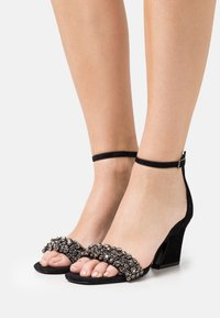 Tory Burch - CRYSTAL  - Sandals - perfect black - 0