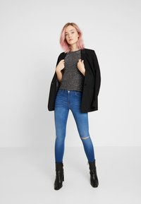 Dr.Denim - LEXY - Jeans Skinny Fit - dark laguna blue - 1