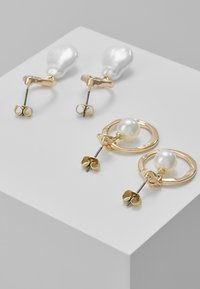 ONLY - Pendientes - gold-coloured - 2