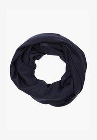 s.Oliver - FEINER LOOP - Snood - dark blue - 0